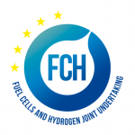 Logo des Fuel Cells and Hydrogen Joint Undertaking